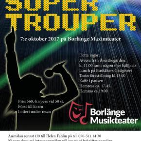 Följ med och se Super Trouper
